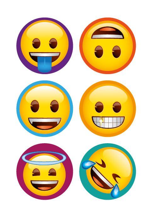 EMOJI HAPPY - Click box to download